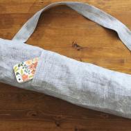 Diy Yoga Mat Bag Step Instructions Sewaholic