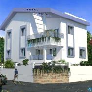 Duplex House Joy Studio Design Best