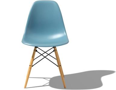 Eames Molded Plastic Side Chair Dowel Base