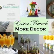 Easter Brunch Ideas Bucky Blog