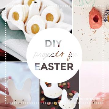 Easter Clay Bowls Design Joy