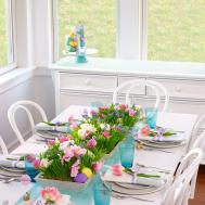 Easter Table Decorations Decor Ideas