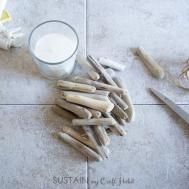 Easy Diy Upcycled Driftwood Votive Candle Holder Sustain