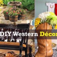 Easy Diy Western Decor