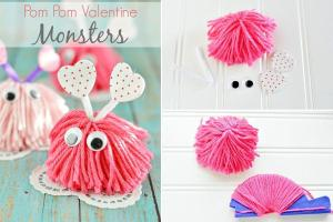 Easy Fun Diy Valentine Day Crafts Everyone