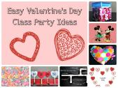 Easy Valentine Day Class Party Ideas Todaysmama
