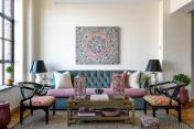 Eclectic Apartment Design Amalgam Style Adorable Home