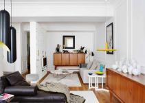 Eclectic Apartment Spanish Interior Designer Mikel