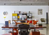 Eclectic Loft Belgium Filled Color