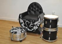 Eco Designed Drum Furniture Josh Allsopp Coroflot