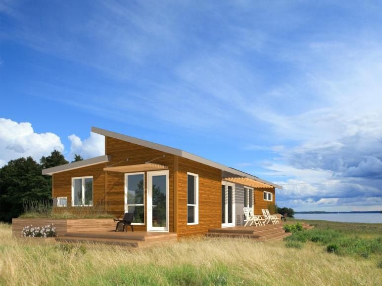 Eco Friendly Prefab Homes Unfold Possibilities