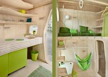 Eco Friendly Student Flat Tengbom Architect