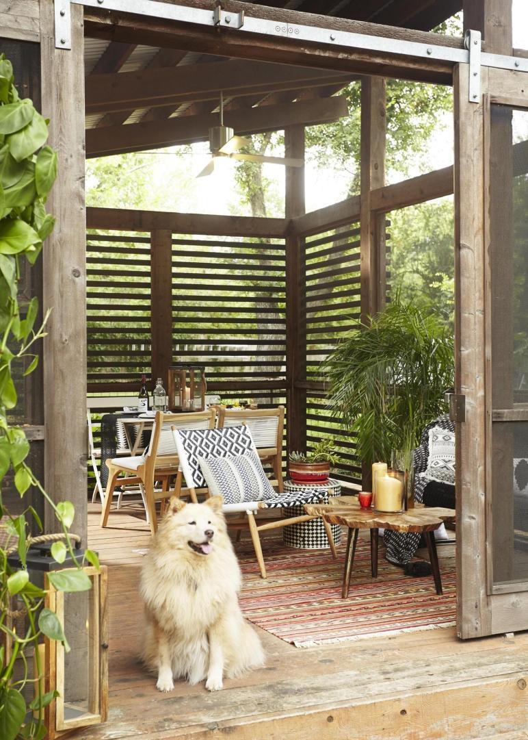 Eco Friendly Stylish Mid Century Home Dallas