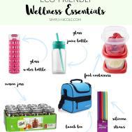 Eco Friendly Wellness Essentials Simply Nicole