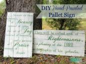 Ecofriendly Diy Pallet Ideas Home Decor More