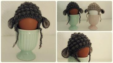 Eierw Rmer Keln Diy Crochet Egg Cozy Eng Sub