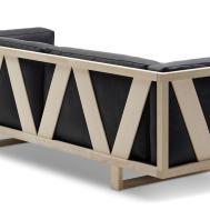 Ej555 Frame Sofa Hivemodern