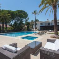 Elegant Bedroom Villa Marbella Luxury Collection