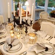 Elegant Dinner Table Decorations Homemade Party Design