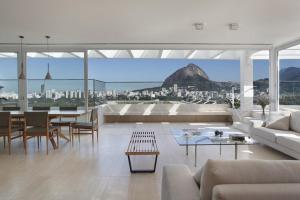 Elegant Modern Penthouse Large Terrace Rio