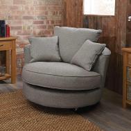 Elegant Small Swivel Chairs Living Room Home