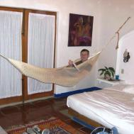Emejing Indoor Hammock Bed Interior Design Ideas