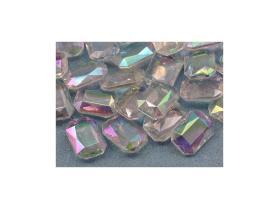 Emerald Cut Decorating Gems Coating Table