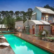 Energy Efficient Beach Style Retreat Modern Cottage