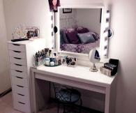 Engrossing Room Decor Small Makeupvanity Bedrooms Makeup