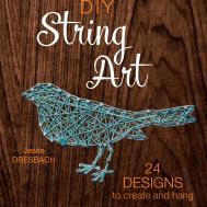Enter Win Diy String Art Book