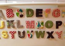 Everyday Jayne Diy Alphabet Fridge Magnets