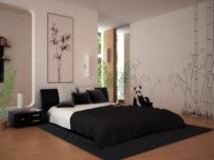 Excellent Bedroom Decorating Ideas Gray Walls Regard