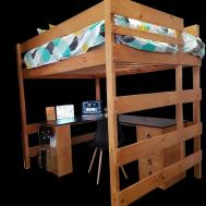 Excellent Design Ideas Adult Bunk Beds Home Furniture