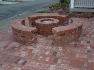 Excellent Patio Design Fire Pit Ideas 259