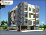 Exterior Apartment Design