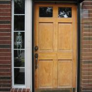 Exterior Front Doors Outside House Aent Brown