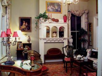 Eye Design Victorian Style Living Room