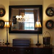 Fabulous Decorative Mirrors Dining Room Including