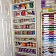 Fabulous Organizer Wall Craft Storage Ideas Complete