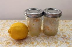 Faere Lady Diy Citrus Sea Salt Scrub