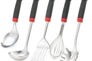 Fal Limited Disney Gourmet Tool Set Turner Spoon Ladle