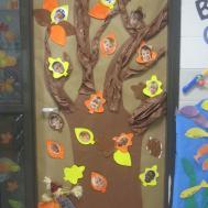 Fall Classroom Door Idea Decoration Decorate