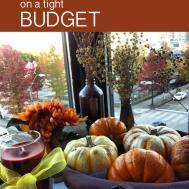 Fall Decor Inspiration Tight Budget Diy Lighthouse