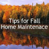 Fall Home Maintenance Tips Inlanta Mortgage Inc