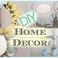 Fantastic Diy Home Decor Spring Inspired