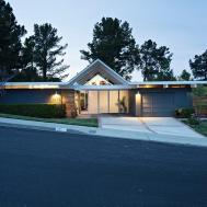 Fascinating Eichler Home Remodel Burlingame California