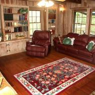 Fascinating Rustic Style Living Room Decor Ideas