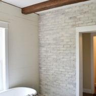 Fashionable Decorating Tips Bathrooms Wall Dweef