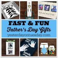 Fast Fun Father Day Gifts Yesterday Tuesday