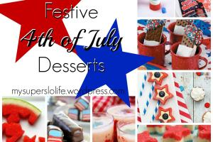 Festive 4th July Diy Desserts Super Slo Life